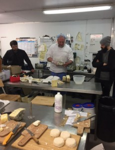 Cheese Making Coerce 27th January 2017