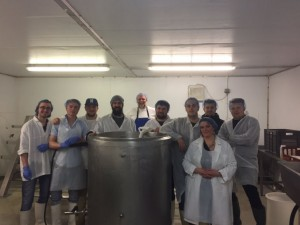 Cheese Making Coerce January 23rd 2017